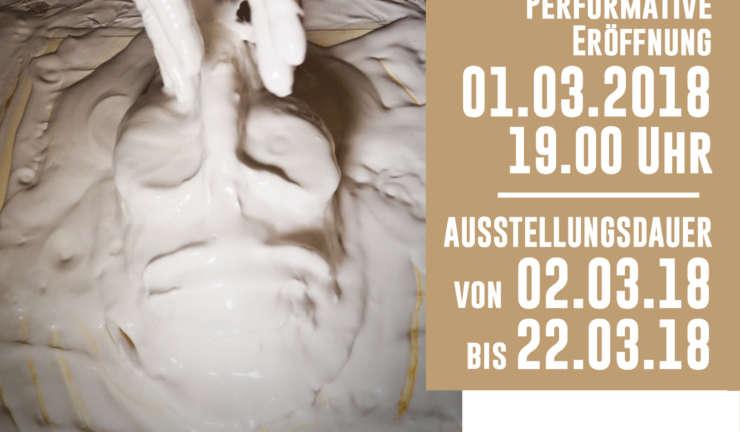 Ausstellung – Performative Eröffnung